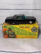 Vintage Corgi Toys #268 Black Beauty The Green Hornet Car Box & Papers!!