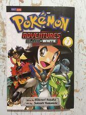 POKÉMON Adventures Black And White Vol 7 Graphic Novel AS NEW Manga 1st Printing