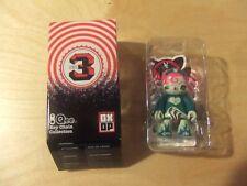 Toy2r OXOP Series 3-Junko Mizuno bq3011-Kidrobot-dunny Worldwide Free S/H