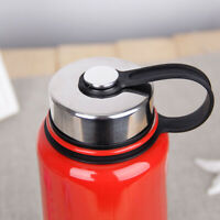 750ml Portable Stainless Steel Vacuum Double Wall Insulation Water Flask Bottle