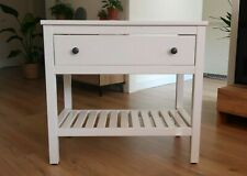 White IKEA Stand (used only once!)