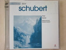 Schubert - Octet - Quintet - Berlin Soloists - Brandis Quartet Berlin - 2 CD