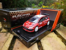 SOLIDO RACING EXCLUSIVES: CITROËN C4 WRC RALLYE MONTE CARLO 2007 LOEB neuf boite