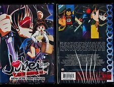 Jubei-Chan The Ninja Girl: Secret of Lovely Eyepatch - Complete Collection - New