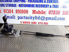 SEAT IBIZA TOCA 1.4 PETROL 2011 GEAR SELECTOR UNIT WITH LINKAGES CABLES