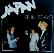 "7"" 1979 BENELUX PRESS RARE MINT-! JAPAN : Life In Tokyo"
