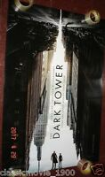 """THE DARK TOWER (2017) 27"""" X 40"""" DS POSTER DOUBLE SIDED"""