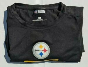 PITTSBURG STEELERS, ANTONIO BROWN #84, OFFICIAL NFL SHIRT, SIZE XL