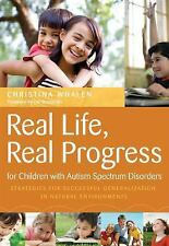 Real Life, Real Progress for Children with Autism Spectrum Disorders : Strategie
