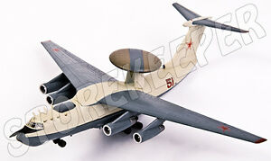 Beriew A-50M Mainstay - Russia 2007 - 1/200 (No12)