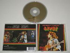 BOB MARLEY & THE WAILERS/LIVE!(TUF GONG/ÎLE 548 869-2) CD ALBUM