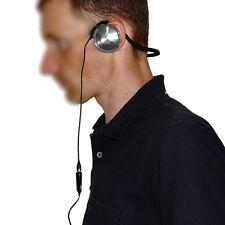 Neck Headset Stereo Kopfhörer f. Samsung Galaxy Ace 3 S7275 Note 3 N9005
