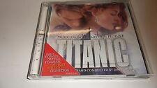 CD titanic de Céline Dion et James Horner (compositeur) - Bande Originale