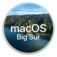 Mac OS 11.4 Big Sur - clé USB d'installation/réparation - MacOS USB stick