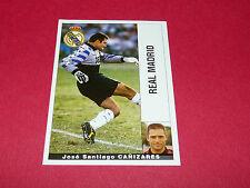 CAÑIZARES MERENGUES REAL MADRID PANINI LIGA 95-96 ESPANA 1995-1996 FOOTBALL