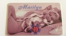 Marilyn Monroe George Barris phone card Pucci blouse photo in 1962 phonecard $10