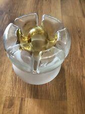 d'appliques en verre design Art déco