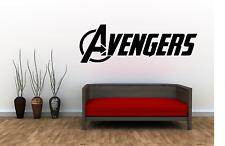 Avengers Superhero Adult kids Home Wall Decal Sticker Film Marvel Room SU23