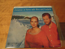 NINA AND FREDERICK CHRISTMAS AT HOME EXCELLENT ORDER PLAYS NICELY