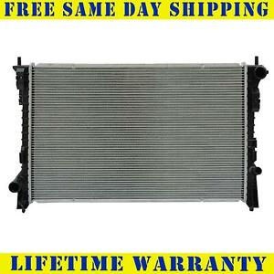 Radiator For 2007-2014 Ford Taurus Edge Lincoln MKS MKT MKX Fast Free Shipping