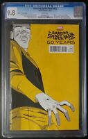 Amazing Spider-Man #692 Marvel Comics CGC 9.8 White Pages 1960's Variant Cover