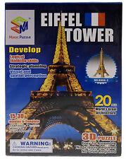 Galleria farah1970 MADE IN ITALY Puzzle Clementoni EIFFEL TOWER 20PZ  CLE8099-1
