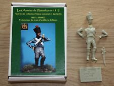 NAPOLEON-HISTOREX-54mm-CONDUCTEUR DU TRAIN D'ARTILLERIE - ARMEES DE WATERLOO
