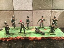 Toy Soldiers 8 Plastic 60mm Napoleonic Irish 95th Regiment