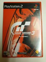 Gran Turismo 3: A-Spec (Sony PlayStation 2, 2001)