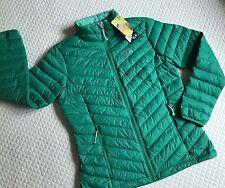 $220 Mountain Hardwear Women's Nitrous™ Jacket Large Bright Emerald Green