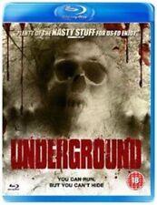 Underground Blu-ray (2012) Sofia Pernas
