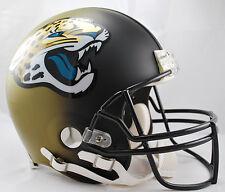 JACKSONVILLE JAGUARS NFL Riddell Pro Line AUTHENTIC VSR-4 Football Helmet