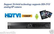 32CH Tribrid  FULL 1080P 1.5U DVR Supports HDTVI, Analog, IP Video