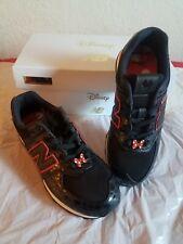 BNIB Disney x New Balance Minnie Mouse Shoes Black/Red GC574M2 size 5y