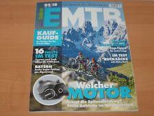 bike EMTB Das Magazin für E-Mountainbiker Ausgabe 02/2018 ungelesen!