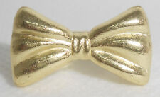 Monopoly Gold Bow Tie Token Metal Mover Piece