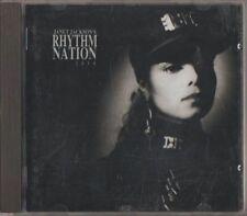 C.D.MUSIC F696   JANET JACKSON'S RHYTHM NATION  1814    CD