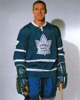 Tim Horton Toronto Maple Leafs 8x10 Photo