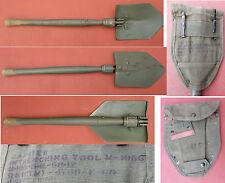 PALA PIEGHEVOLE US TIPO WW2 M43 CON TASCA DI TRASPORTO 1956 (VIETNAM)