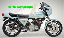 Kawasaki Z1R TC Turbo Fridge Magnet