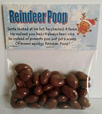 Reindeer Poop 30g Christmas Eve Box Stocking Filler Treat Novelty Secret Santa