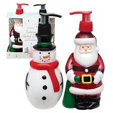 Technic Festive Hand Duo - Hand Wash & Lotion - Santa & Snowman - Xmas Christmas