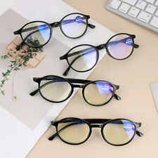 Ordenador Lectura Gafas Moda Hombre Mujer Anti Azul Rayos Gafas de Lectura