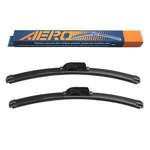 AERO Pontiac G8 2009-2008 OEM Quality All Season Windshield Wiper Blades