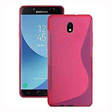 Suave TPU S-LINE Gel Piel Protector Funda para modelos Samsung Sony Huawei LG
