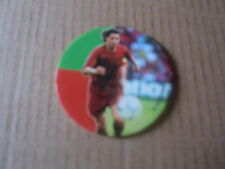 Pog Foot - Coupe du monde 2002 - Portugal - N°18 - Rui Costa