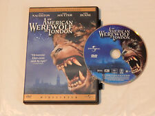 An American Werewolf in London + Deer Woman (Dvds x 2) John Landis) Free Ship.)