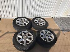 Ein Satz RONAL VW Alufelgen Mit 185/60 R 14 82 T FIRESTONE Reifen