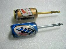 Miller Lite Miller High Life Beer Can Floats Bobbers Lot Of Two