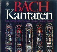 Johann Sebastian Bach, Thomanerchor, Günther Ramin – Kantaten